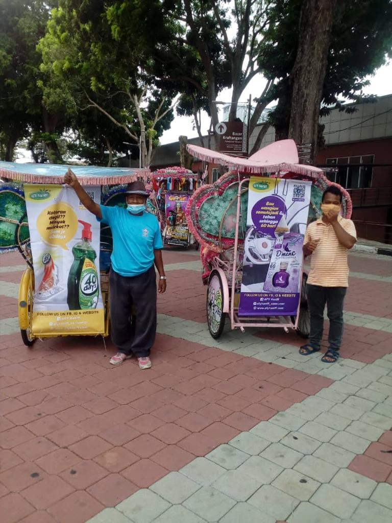 Collaboration with Beca Melaka