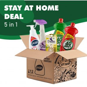 Stay At Home Deal – 5 in 1