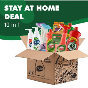 Stay At Home Deal – 10 in 1